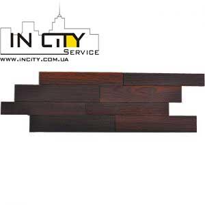 Brick Дуб Thermo Wood 485,00 грн/упаковка  1 упаковка = 0,556 м2 В 1 упаковке: 8 панелей