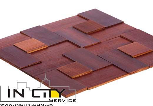 Enfasi Ясень Thermo Wood 445,00 грн/упаковка  1 упаковка = 0,51м2  (7 панелей)