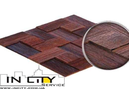 Enfasi Дуб Thermo Wood Brushed 540,00 грн/упаковка  1 упаковка = 0,51м2  (7 панелей)