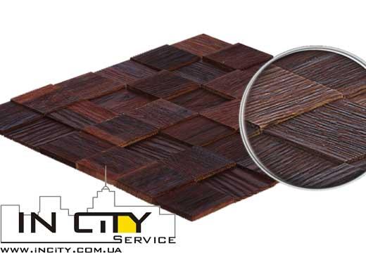 Tessera Дуб Thermo Wood Brushed  540,00 грн/упаковка    1 упаковка = 0,51 м2    (7 панелей)