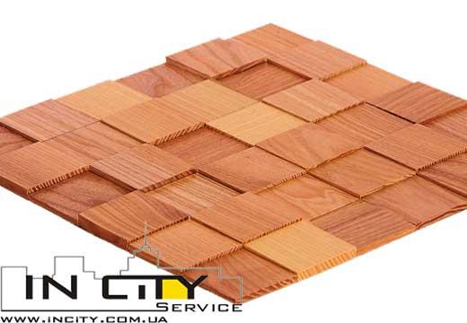 Tessera Ясень Natural  450,00 грн/упаковка  1 упаковка = 0,51 м2  (7 панелей)